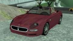 Spyder Cambriocorsa для GTA San Andreas