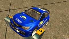 Новый винил к Subaru Impreza WRX STi