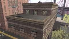 San Fierro Police Station 1.0 для GTA San Andreas
