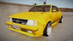 Opel Kadett D GTE Mattig Tuning