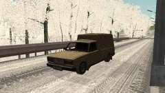 ИЖ 27175 Зимняя версия для GTA San Andreas