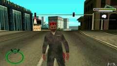 Mechanik HD Skin для GTA San Andreas