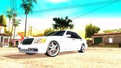 Mercedes-Benz S600 AMG для GTA San Andreas
