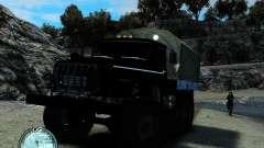 УраЛ 4320 для GTA 4
