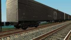 Рефрежираторный вагон Дессау №6