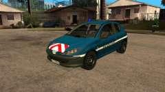 Peugeot 206 Police