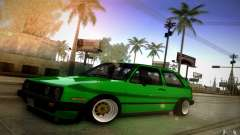 VW Golf MK2 Stanced для GTA San Andreas