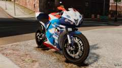 Honda CBR 600RR для GTA 4