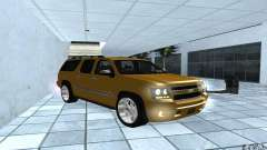 Chevrolet Suburban 2010 для GTA San Andreas