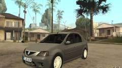 Dacia Logan Prestige 1.6 16v для GTA San Andreas