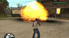 Взрыв для GTA San Andreas