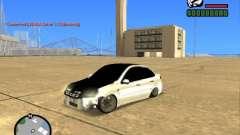 ВАЗ 2190 Гранта JDM style для GTA San Andreas
