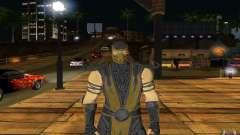 Scorpion v2.2 MK 9 для GTA San Andreas