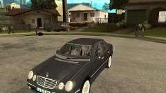 Mercedes–Benz E Class для GTA San Andreas