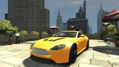 Aston Martin V12 Vantage 2010 для GTA 4