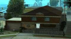 Новый дом CJя для GTA San Andreas