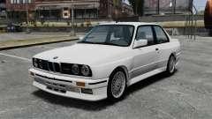 BMW M3 E30 v2.0 для GTA 4