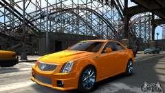 Cadillac CTS-V 2009 для GTA 4
