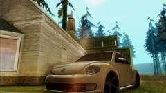 Volkswagen New Bettle 2013 Edit для GTA San Andreas