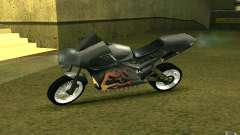 Мотоцикл из Alien City