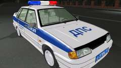 ВАЗ 2115 Полиция ДПС