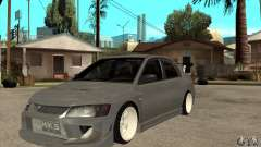 Mitsubishi Lancer Evolution 8