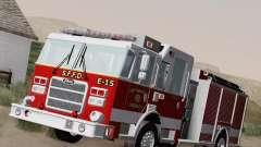 Pierce Pumpers. San Francisco Fire Departament