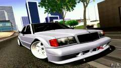 Mercedes-Benz 190E Drift для GTA San Andreas