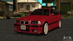 BMW E36 M3 1997 Coupe Forza для GTA San Andreas