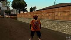 Jamaican Guy для GTA San Andreas
