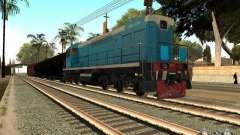 ТЭМ2У-9392 для GTA San Andreas