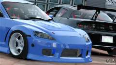 Mazda RX-8 Mad Mike