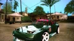 Mazda RX-7 FC3S из Moscow Drift для GTA San Andreas