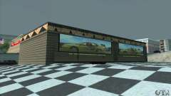 Обновленный гараж СJ в SF