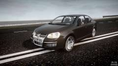 Volkswagen Jetta 2008 для GTA 4