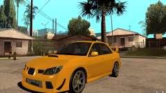 Subaru Impreza 2006 WRX STI для GTA San Andreas