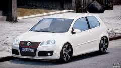 Volkswagen Golf GTI 2006 v1.0 для GTA 4