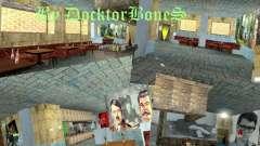 Русский бар в Гантоне в стиле СССР
