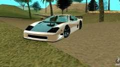 New Turismo для GTA San Andreas