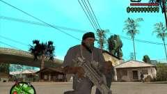 Famas из CoD Black Ops