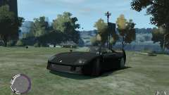 Ferrari F40 v2.0 для GTA 4