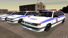 Ваз 2114 ОВО Полиция