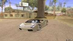 Lamborghini Galardo Spider