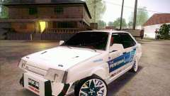 ВАЗ 21099 Drift Style