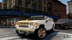 Hummer H3 2005 Gold Final