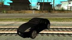 Nissan 370Z v2.0 для GTA San Andreas