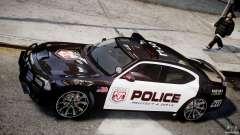 Dodge Charger NYPD Police v1.3 для GTA 4