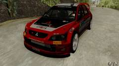 Mitsubishi Lancer Evolution VIII WRC