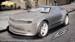 Chevrolet Camaro 2009 для GTA 4