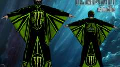 Monster Energy Wingsuit для GTA San Andreas